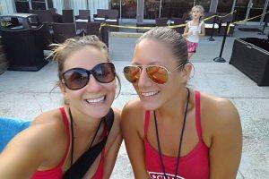 Marina Miloradović – Lifeguard @ High Sierra Pools (Washington, DC)