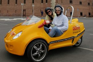 Jana Stefanović – Sales associate @ GoCar Tours (San Francisco, CA)