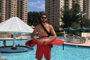 Esmir Tahirovic – Lifeguard @ High Sierra Pools (Alexandria, VA)