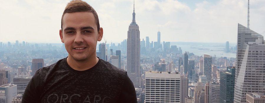 Aleksandar Kljaic – Lifeguard and Pool Operator @ High Sierra Pools (Arlington, VA)